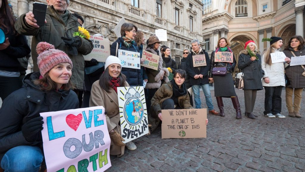Fridays for future Milano