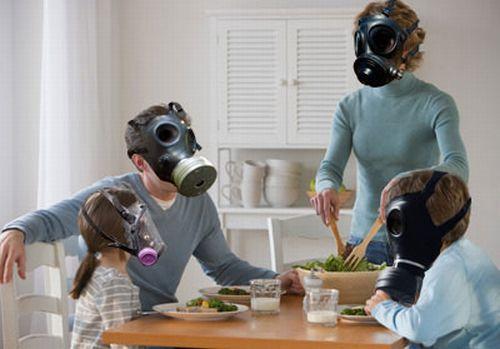 Inquinamento indoor Casa