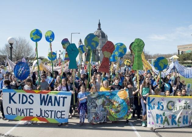 I millenial per l'ambiente