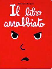 """immagine di copertina di """"Libro Arrabbiato"""""""