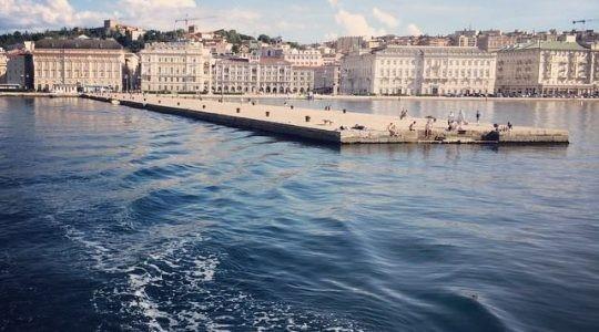 Mar Di Trieste più caldo