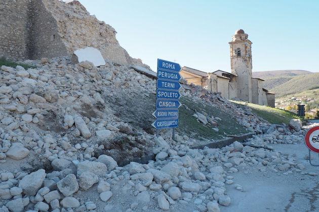 Il campanile del monastero di Sant'Antonio