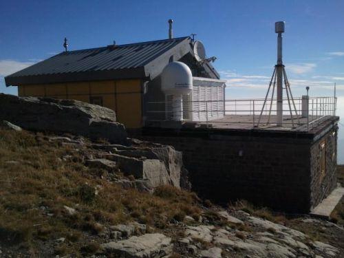 Osservatorio Vittori Monte Cimone