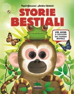 """La cover di """"Storie Bestiali"""""""