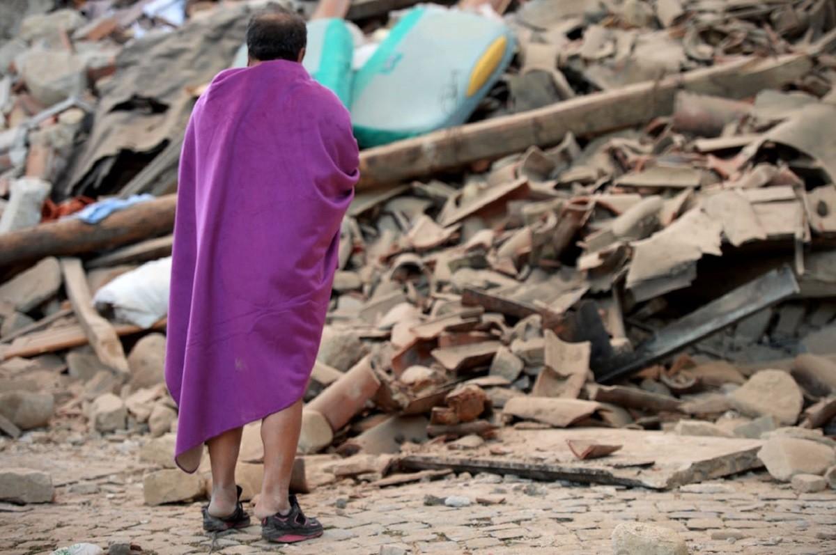 terremoti Italia rischio geologico