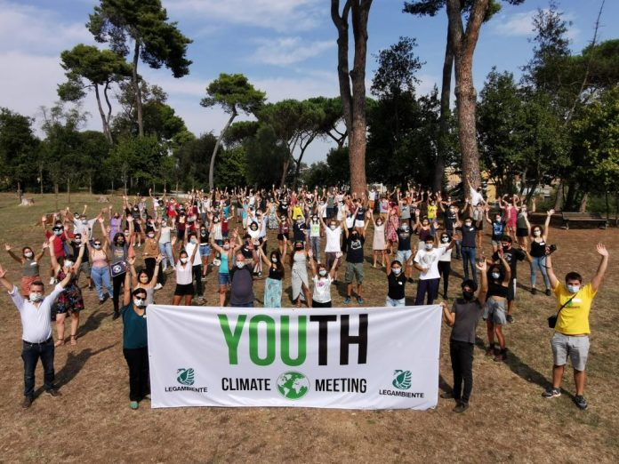 youth climate meeting 2020