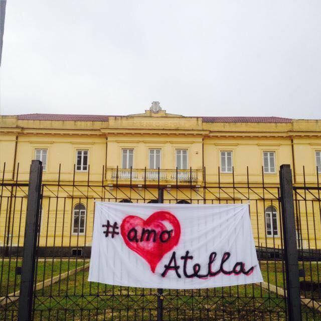 foto dell'Ex Municipio di Atella