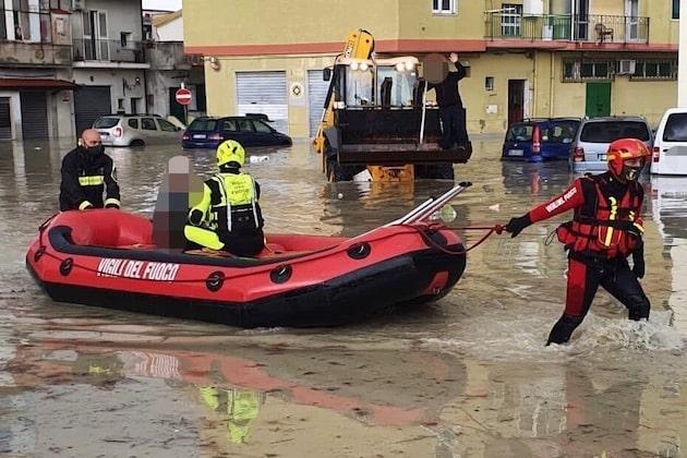 Alluvione Crotone