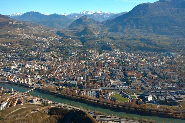 Trento Ecosistema Urbano 2020