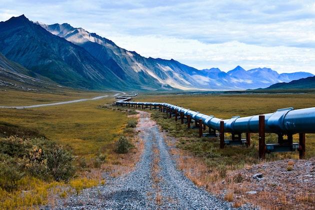Alaska petrolio