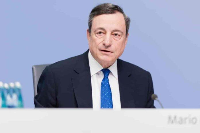 foto di Mario Draghi