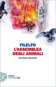 """Libro di Filelfo """"L'assemblea degli animali"""""""
