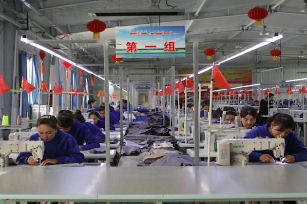 Uiguri cotone