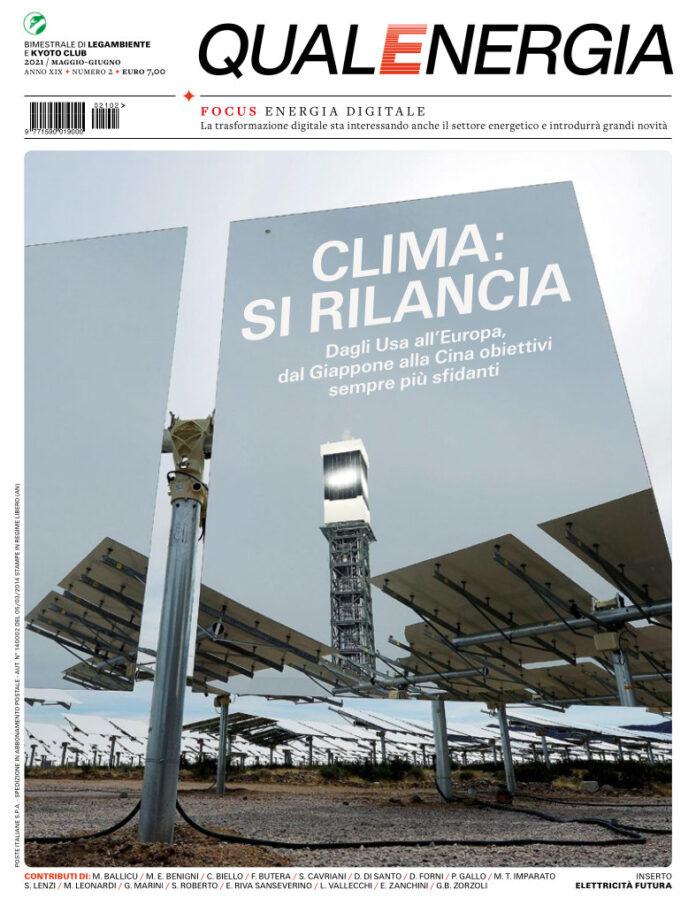 Copertina QualEnergia 2-2021