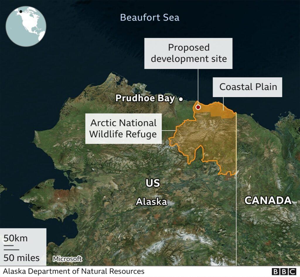 Arctic National Wildlife Refuge BBC