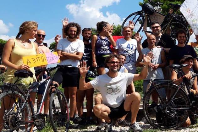 Decrescita Felice Bike Tour 2021