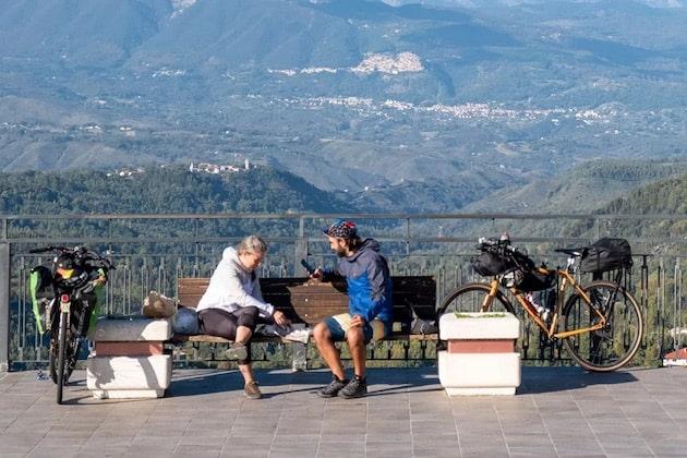 Ciclovia dei Parchi in Calabria