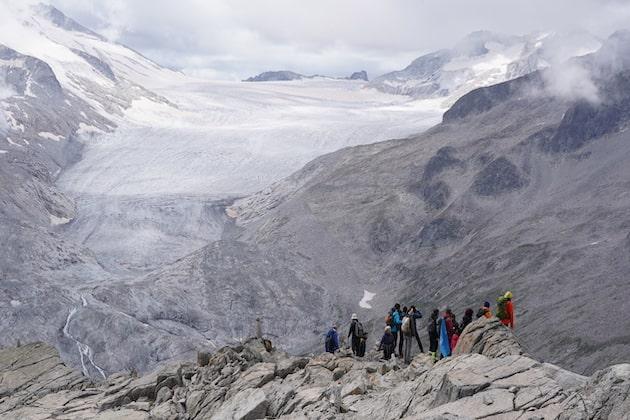 Adamello ghiacciaio
