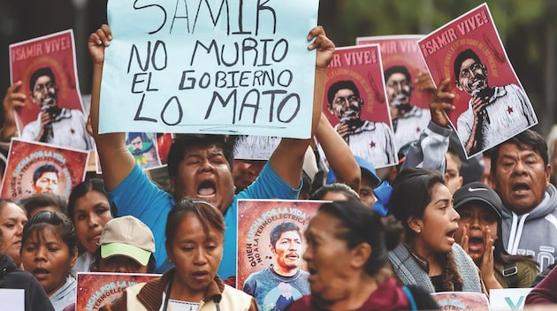 Messico ambientalisti uccisi