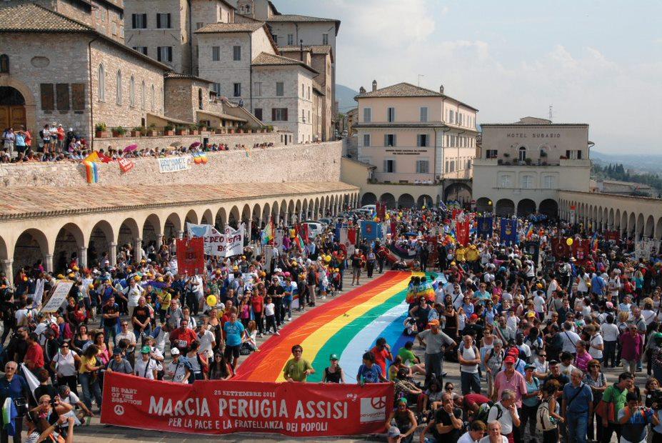 Perugia Assisi 2011