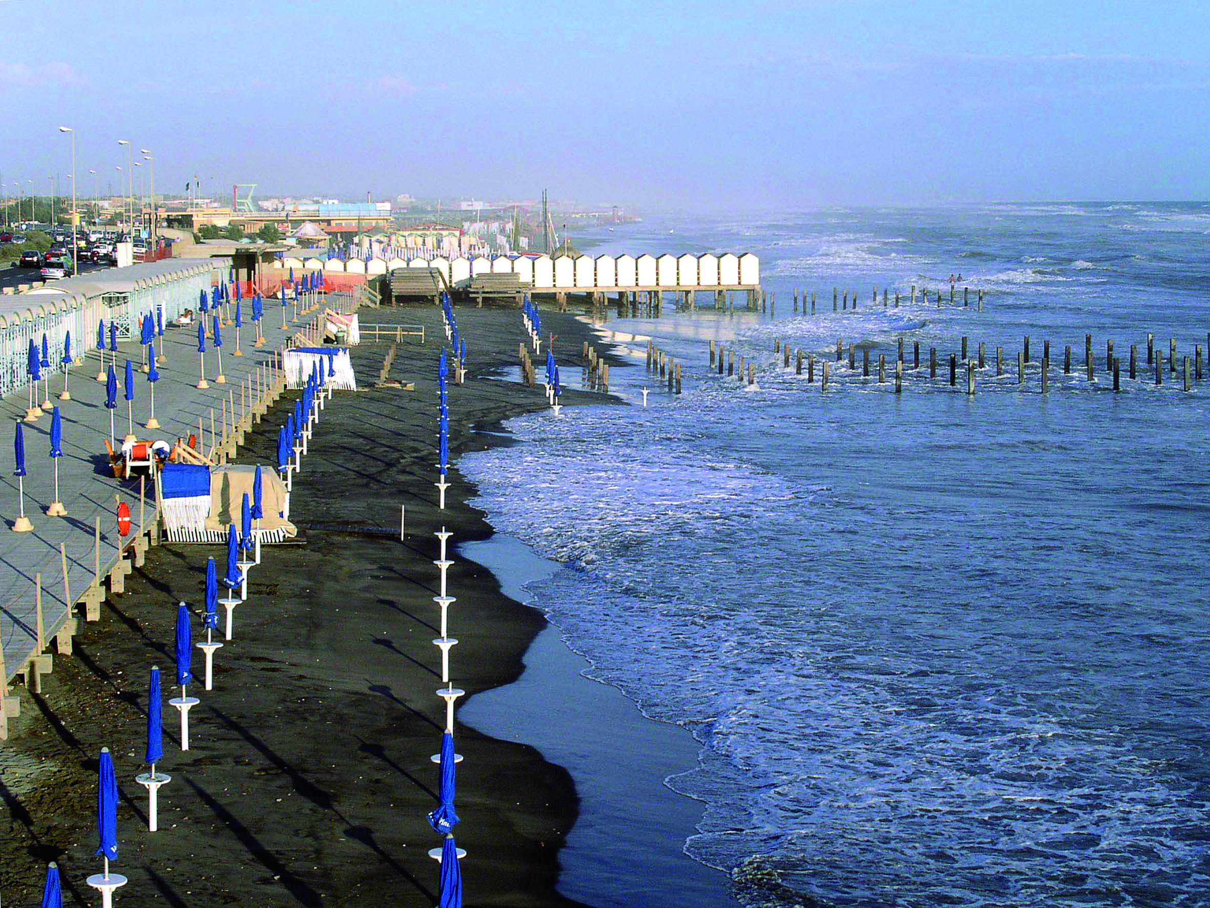 Ostia spiaggia libera