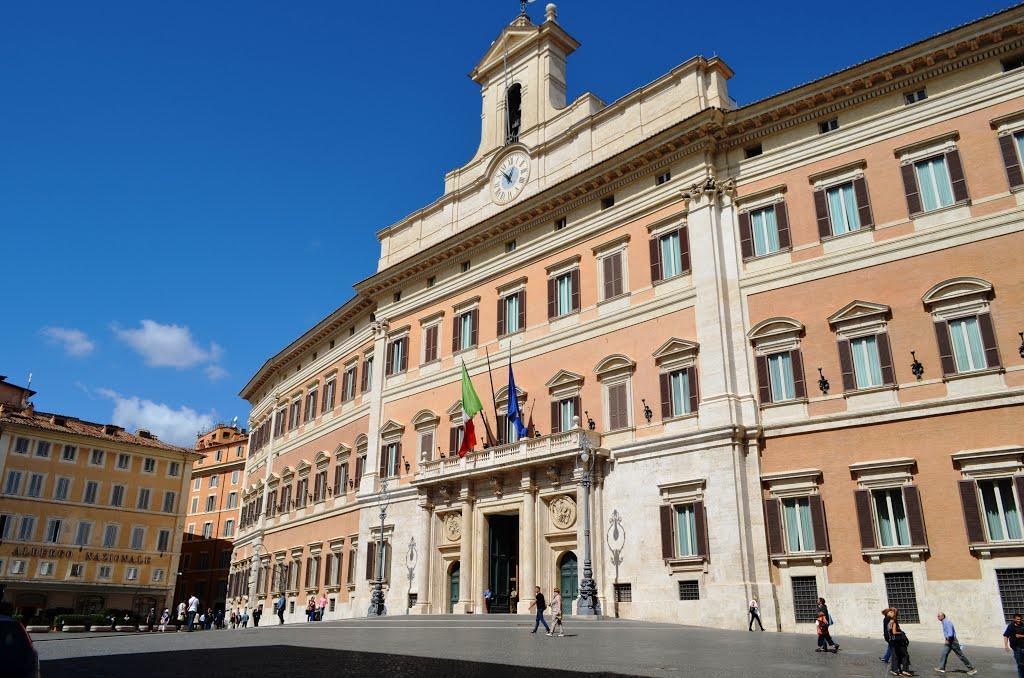 Montecitorio_Camera